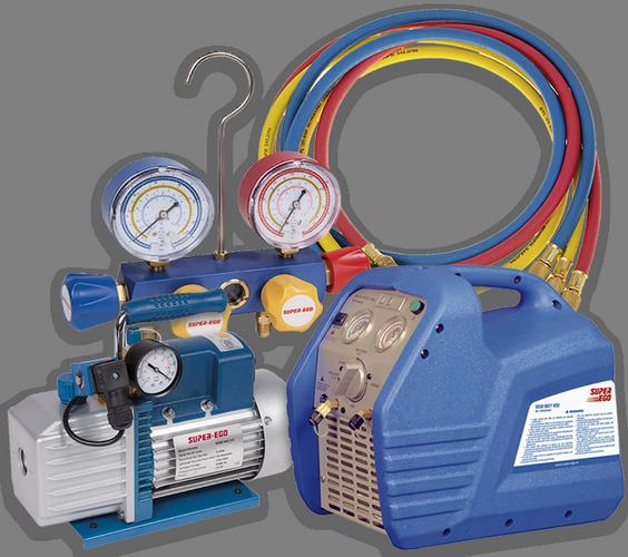 Оборудование для промывки и обслуживания климатических систем