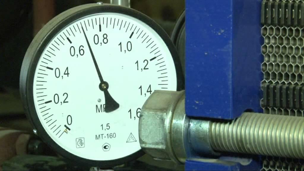 Обслуживание приборов учета тепловой энергии