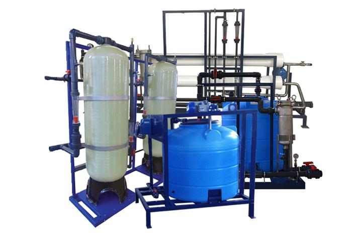 Обслуживание и монтаж систем водоподготовки и водоочистки
