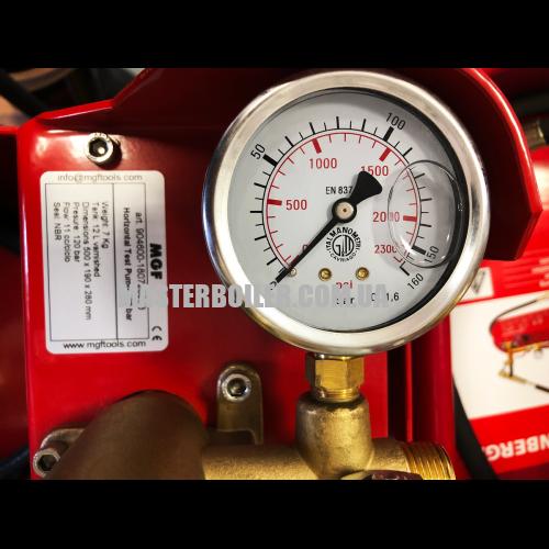 MGF 120 электрический опрессовочный насос 0