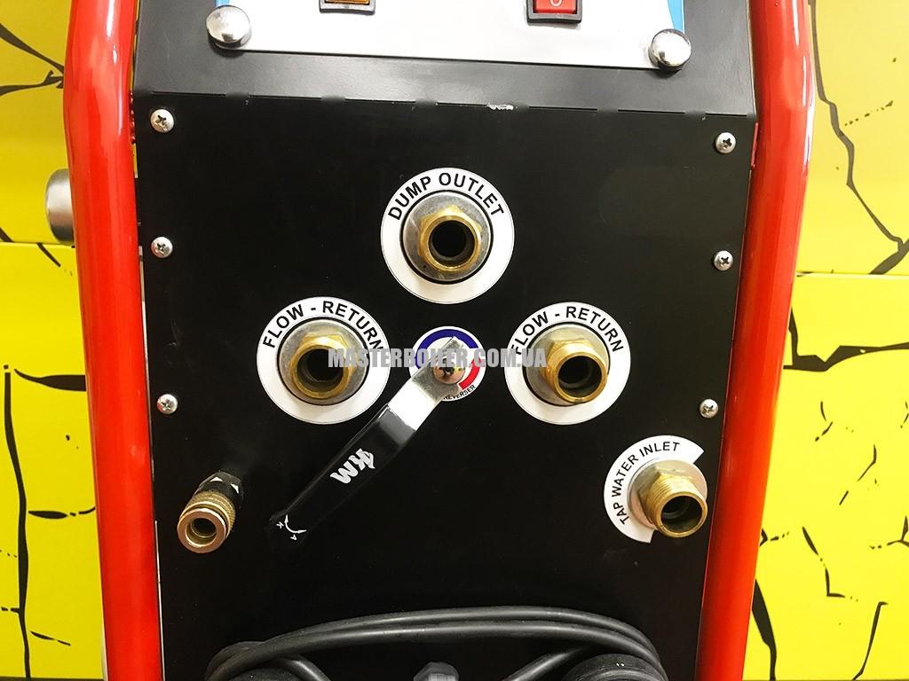 BOOSTER AIRPRO-2 - компрессор для гидропневматической промывки систем отопления и водоснабжения 0