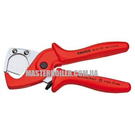 Труборез-ножницы для композитных металлопластиковых и пластиковых труб KNIPEX 90 25 185 0