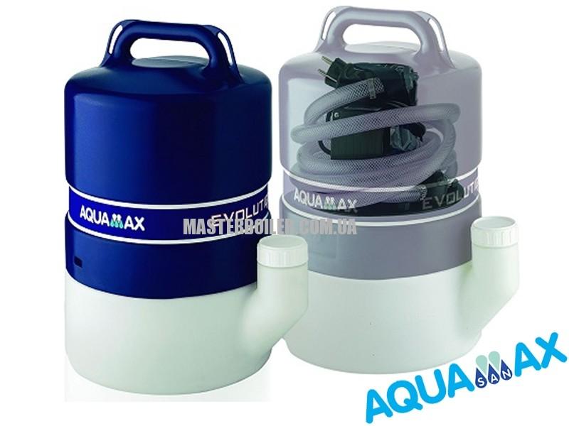 Aquamax Evolution 10 - бустер для промывки теплообменников  0