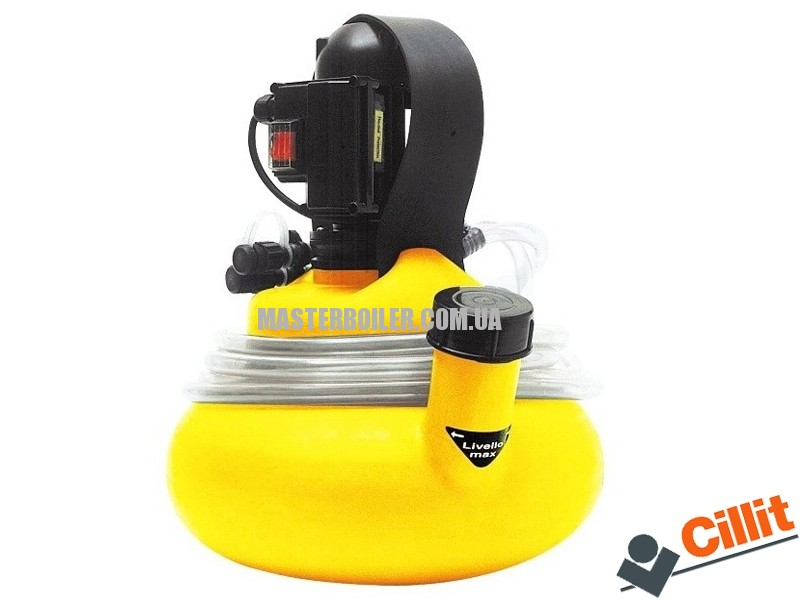 CILLIT Teapot SEK 10 - оборудование для промывки теплообменников  0