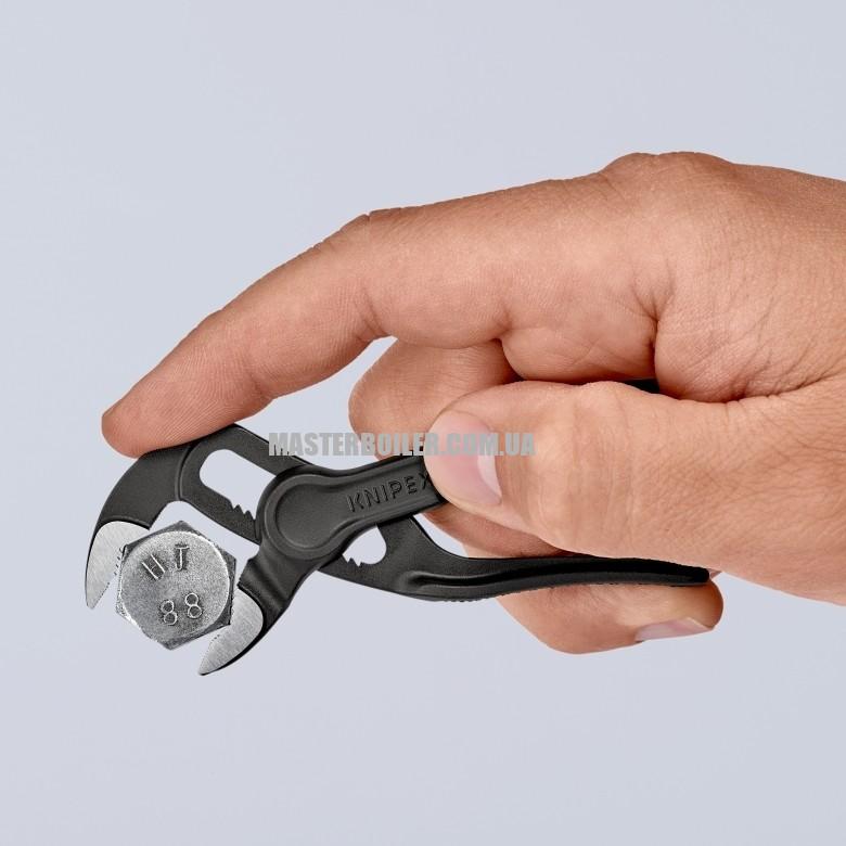 Сантехнические мини-клещи Cobra® XS KNIPEX 87 00 100 0