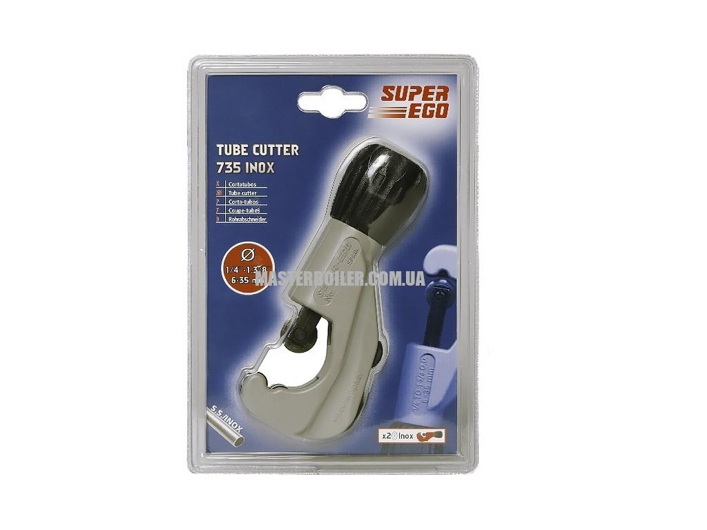 Телескопический труборез SUPER-EGO 735 INOX, 6 - 35 мм (1/4