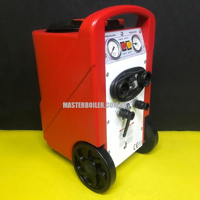 Установка BOOSTER PRO 35 - бустер для промывки системы отопления, охлаждения и водоснабжения 0