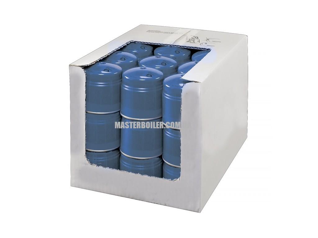 Газовый баллончик SUPER-EGO BTP C200, прокалываемое соединение, 350 мл 0