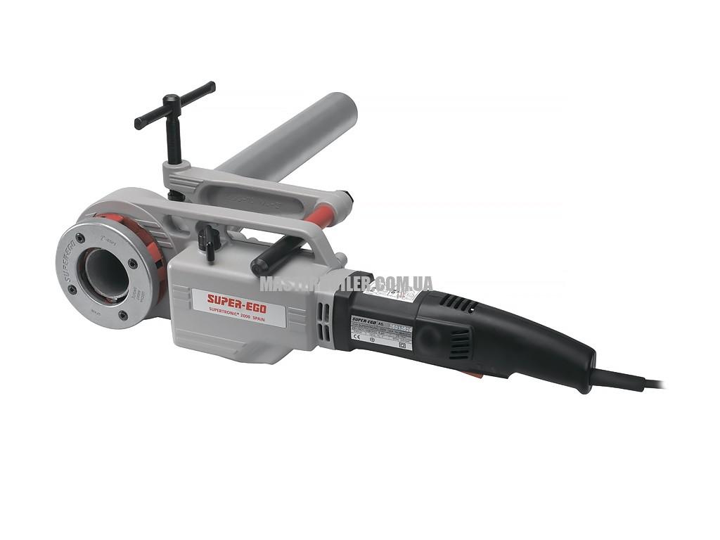 Электрический резьбонарезной клупп SUPER-EGO SUPERTRONIC 1250 1/2