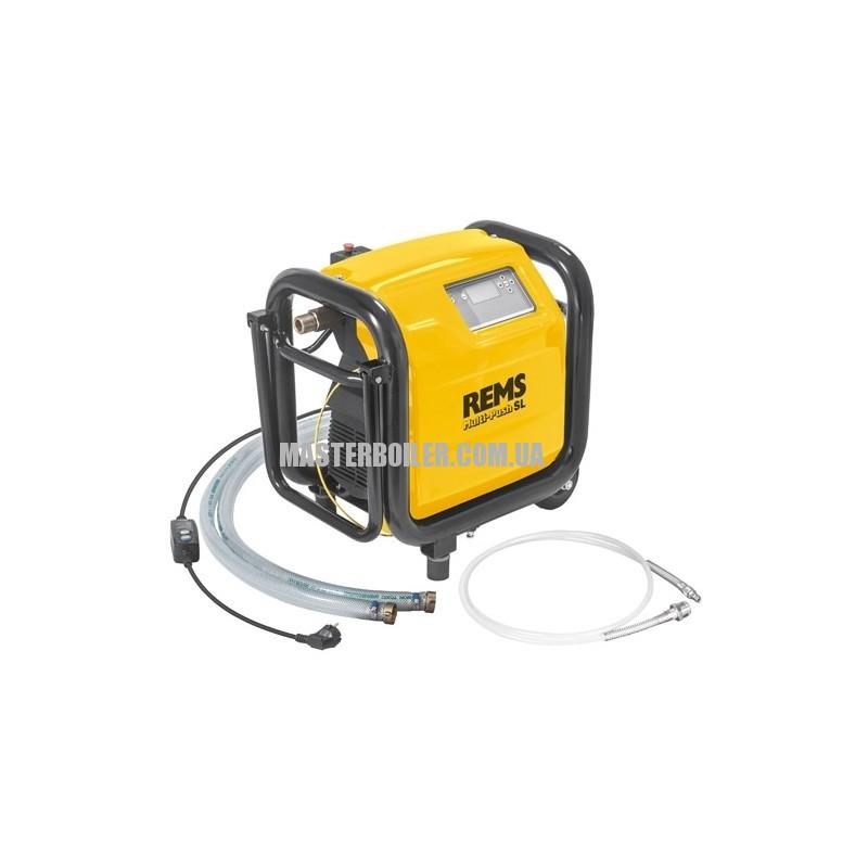 REMS Мульти-Пуш - устройство для промывки и проверки под давлением с компрессором  0