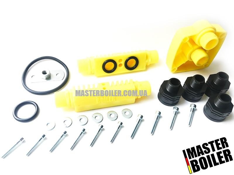 Набор промывочных адаптеров Master Boiler Adapters 2 в 1 (HE + CP) 0
