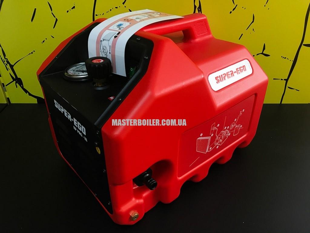 Электрический опрессовочный насос Super-EGO RP PRO III 0