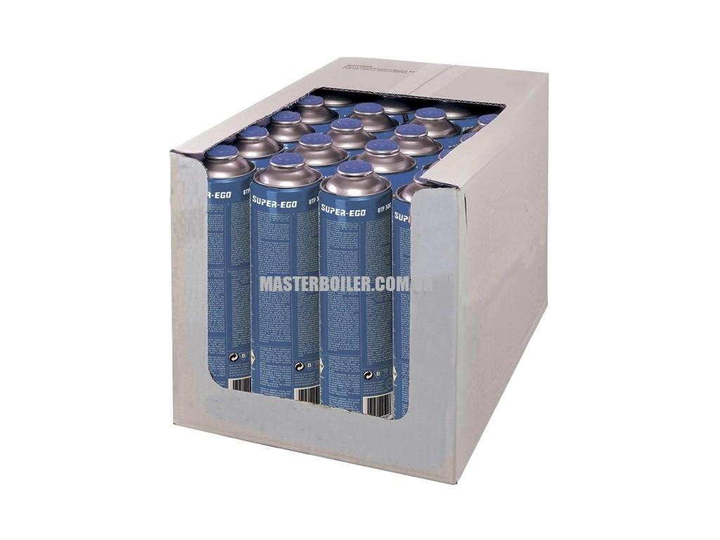 Баллончик для газовых горелок SUPER-EGO BTP 300, EU 7/16
