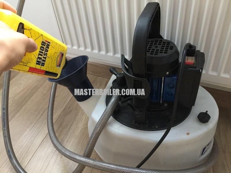 Чистка и промывка радиаторов (батарей) отопления 0