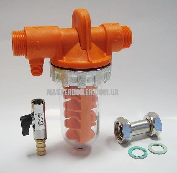 Aquamax Supameg Compact - магнитно-механический фильтр  0