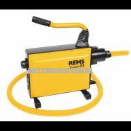 Электрическая прочистная машина Rems Кобра 22 set 22 2