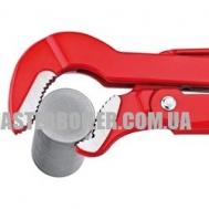 Клещи трубные с S-образным смыканием губок KNIPEX 83 30 005 3