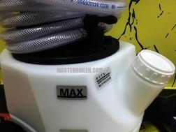 Aquamax Promax 20 - установка для промывки теплообменников  2