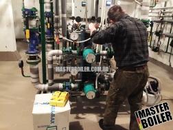 Очистка и промывка котельного оборудования 0