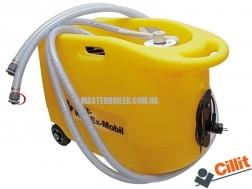 Cillit KalkEX-MOBIL - оборудование для промывки систем отопления 0