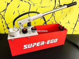 SUPER-EGO RP50-S - ручной испытательный опрессовочный насос  0
