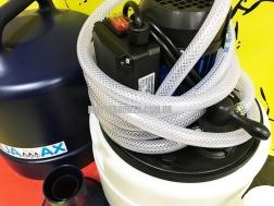 Aquamax Evolution 10 - бустер для промывки теплообменников  1