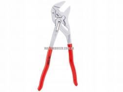 Клещи переставные-гаечный ключ, переставные клещи и гаечный ключ в одном инструменте KNIPEX 86 03 300 0