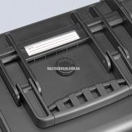 """Инструментальный чемодан """"Robust45"""" Elektro 63 предмета с встроенными колёсиками и выдвижной ручкой KNIPEX 00 21 37 2"""