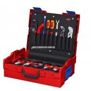L-BOXX® Сантехника 52 предмета KNIPEX 00 21 19 LB S 0