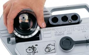 Электромеханический трубогиб SUPER-EGO ROBEND 4000 15 - 18 - 22 - 28 мм 3