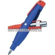 Штифтовый ключ для электрошкафов профессиональный для распространенных систем запирания KNIPEX 00 11 08 2