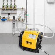 REMS Мульти-Пуш - устройство для промывки и проверки под давлением с компрессором  2