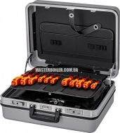 Чемодан с инструментом, набор электрика 23 предмета KNIPEX 00 21 30 4