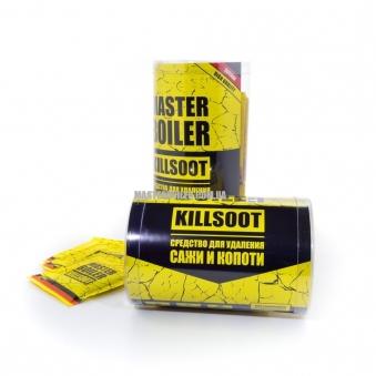 Master Boiler KILLSOOT 60x10 g - средство для удаления сажи и копоти 2
