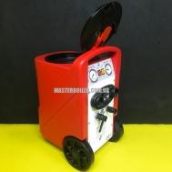 Установка BOOSTER PRO 35 - бустер для промывки системы отопления, охлаждения и водоснабжения 2