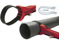 Ленточный (ременной) трубный ключ SUPER-EGO 123, EASYGRIP 20 - 200 мм 4