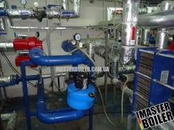 Facot Disinex Pump 18K - насос для промывки теплообменников  0