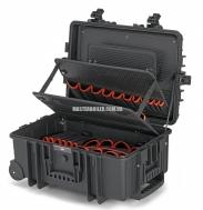 """Инструментальный чемодан """"Robust34"""" Elektro 26 предметов KNIPEX 00 21 36 1"""