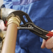 Высокотехнологичные сантехнические клещи KNIPEX Cobra® 87 03 180 3