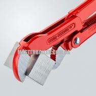 Клещи трубные с S-образным смыканием губок KNIPEX 83 30 030 3