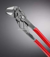Клещи переставные-гаечный ключ, переставные клещи и гаечный ключ в одном инструменте KNIPEX 86 01 250 3