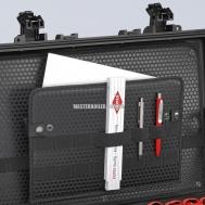 """Инструментальный чемодан """"Robust45"""" Elektro 63 предмета с встроенными колёсиками и выдвижной ручкой KNIPEX 00 21 37 0"""