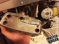 Чистка теплообменника газового котла 0