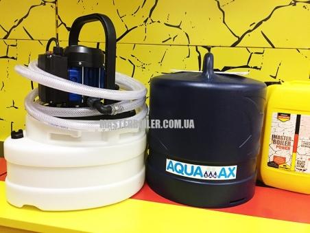Aquamax Evolution 20 - бустер для промывки теплообменников