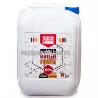 Master Boiler Power 10 л - жидкость для промывки теплообменников, системы отопления и охлаждения