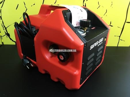 Электрический опрессовочный насос Super-EGO RP PRO III