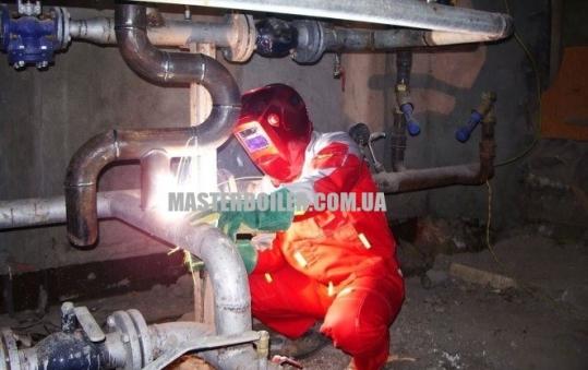 Аварийное обслуживание теплового пункта (ИТП)