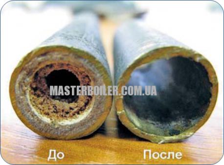 Химическая промывка труб отопления