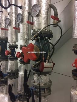 Балансировка системы отопления многоквартирного дома / предприятия