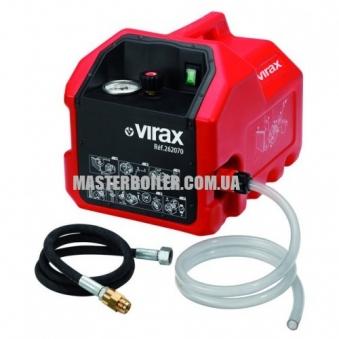 Virax 40 бар, 6 л/мин опрессовочный насос